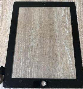 Сенсорное стекло для Apple iPad 2 (тачскрин)