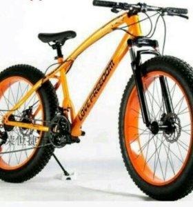 Велосипед-байк ATV, новые