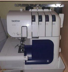 Швейная машинка brother 4234d