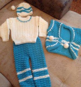 Новый костюм на мальчика 1-1,5 лет