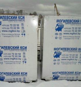 Белорусский Пеноблок D 500 - 700