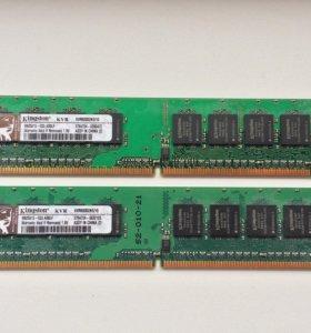 Модуль памяти Kingston DDR2 800