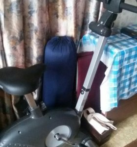 Велотренажер kettler topas 7942-670