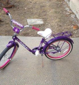 Велосипед stels girl