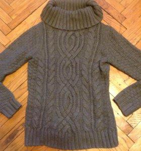 свитер вязанный