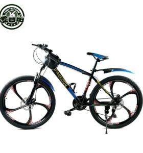 Freedom на дисках, взрослый велосипед, новый