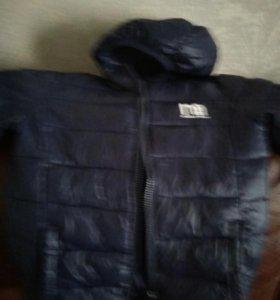 Куртка для мальчика 140