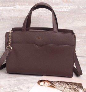Новая сумка DKNY солидная