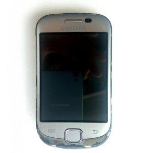 Смартфон Samsung Galaxy Fit mini телефон