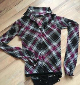 Блузка-боди Denny Rose