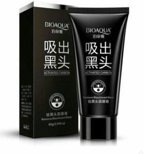 Черная маска-пленка для очищения пор лица (60 г.),
