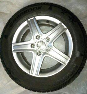 Колеса комплект 4 шт. для KIA Ceed