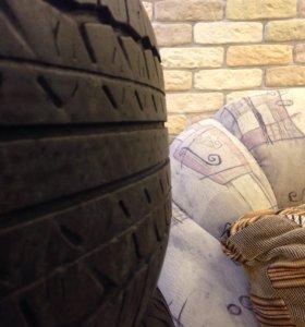 Летние шины Dunlop 275/65R17