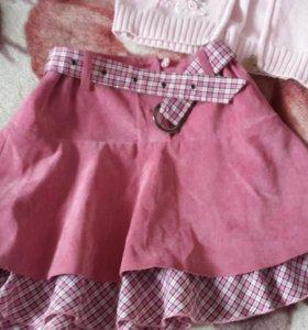 Одежда для девочки пакет.