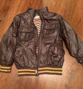Куртка ( ветровка)