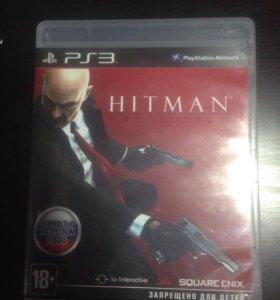Игра PS3 hitman absolution