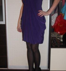Платье 48р. вечернее