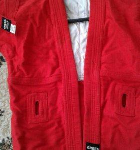 Куртка - кимоно для самбо