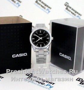 Часы новые CASIO мужские.
