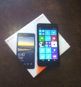 Смартфон Nokia Lumia 640