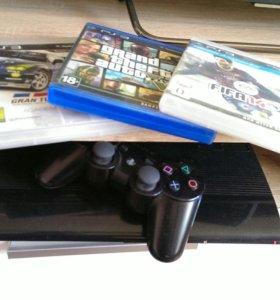 PS3 слим