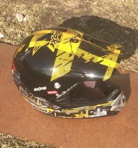 Кроссовый шлем BRP