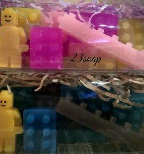 Мыло ручной работы | Лего для деток