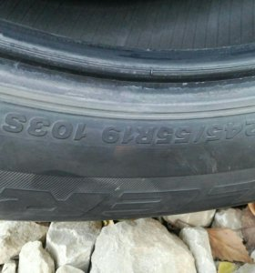 Авто шины 245/55R19