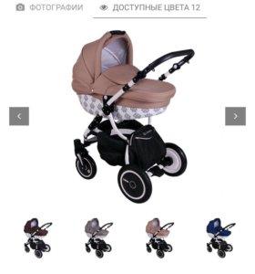 Коляска 2 в 1 - Lonex Sweet Baby 2 + авто-кресло.