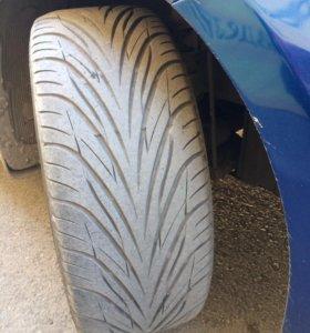 Комплект колёс 215х40х17