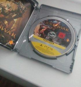 God of war 3 для ps3