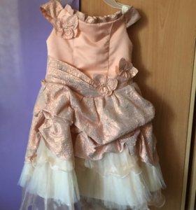Платье детское нарядное