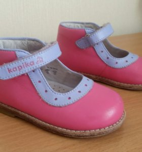 Туфли на девочку Фирмы Kapika