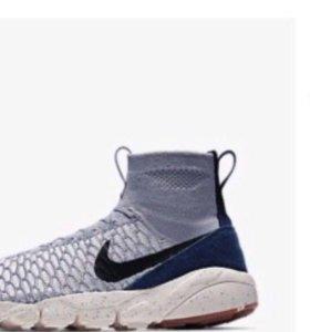 кроссовки Nike air footscape magista flinknit