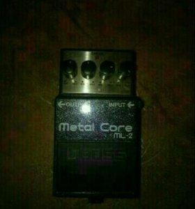 Boss ML-2 metalcore
