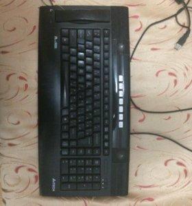 Игровая клавиатура 5в1
