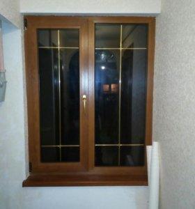 Окна, балконы, двери пвх