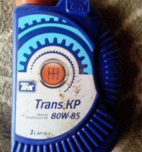 Масло трансмиссионное минеральное для мех.коробки.