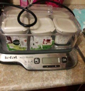 Продам йогуртницу тефаль