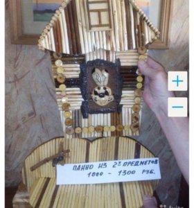 Изделия ручной работы из дерева