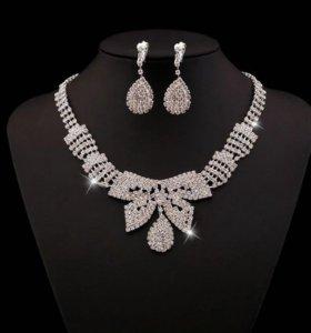 Продам ожерелье свадебное