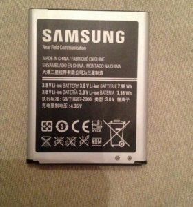 Батарея на Samsung