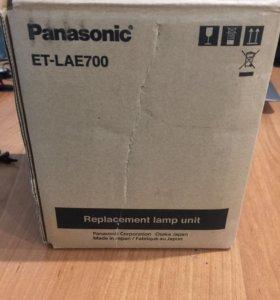 Новая лампа для проектора Panasonic