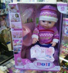 Интерактивная Кукла пупс