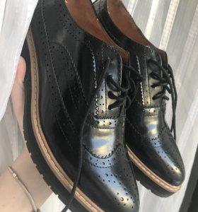 Ботинки (лоферы)