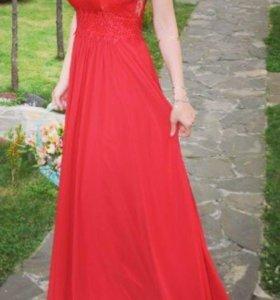 Вечернее платье( можно на прокат)