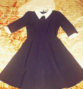 Платье,без пояса.42-44