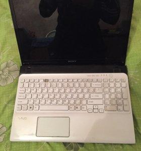 Ноутбук Sony wio