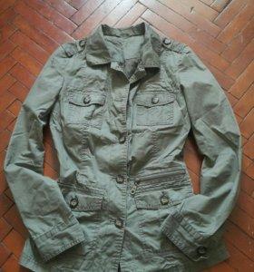 Куртка С&А удлиненная