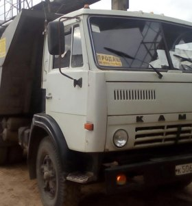 Камаз-5511 Зил-4514